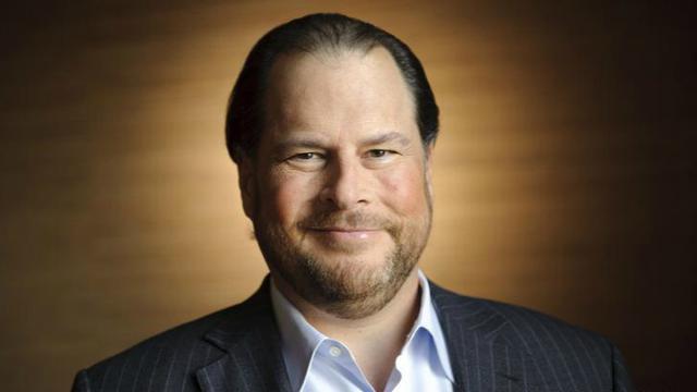 2. CEO Salesforce, Marc Benioff
