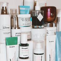 Sejumlah produk dengan kandungan centella asiatica yang baik untuk mengoptimalkan kondisi kulit. (Foto: Dr. Jart)