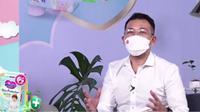 Peluncuran Merries Skin Protection dari Kao Indonesia yang berlangsung secara daring, Selasa, 12 Oktober 2021 (Liputan6.com/Komarudin)