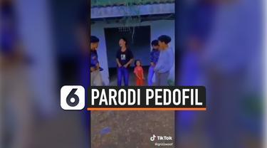 PARODI PEDOFIL