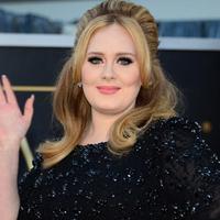 Belum lama ini Adele memberikan kabar menyedihkan bagi para penggemarnya lantaran harus menghentikan turnya yang masih memiliki dua jadwal konser. Turnya tersebut bertajuk 'Adele Live'. (AFP/FREDERIC J. BROWN)
