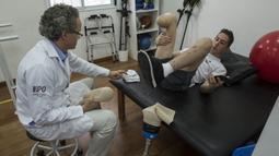 Karier kiper berusia 24 tahun itu sudah habis selepas kecelakaan pesawat yang mengangkut para pemain Chapecoense. (AFP/Nelson Almeida)