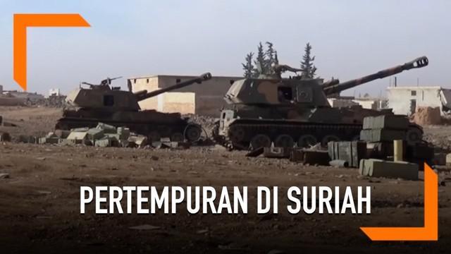 Militer Suriah berhasil merebut sebuah bukit yang dikuasai kelompok pemberontak di Provinsi Hama. Hari Senin (6/5) pertempuran sengit pecah antara kedua pihak. Sedikitnya 20 tewas dalam kontak senjata tersebut.