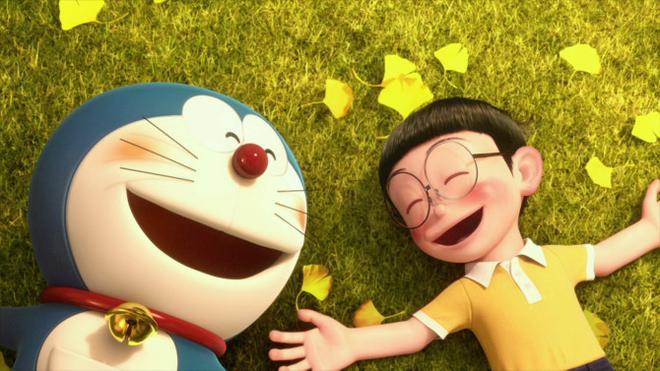 Setelah Stand Doraeman Nobita Hadir 2 Film Doraemon Kartun Negara