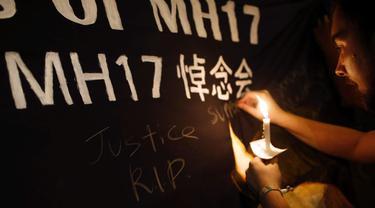 Doa dan Cinta Untuk Korban Pesawat MH-17