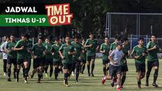 Berita video Time Out kali ini tentang jadwal dan harga tiket di PSSI Anniversary U-19 2018 yang digelar 21-25 September 2018.