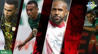 Trivia Tim Kuda Hitam Liga 1 2018 (Bola.com/Adreanus Titus)