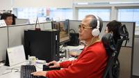 Unik, Perusahaan Korea Ini Hanya Rekrut Pegawai Diatas 55 Tahun (channel news asia)