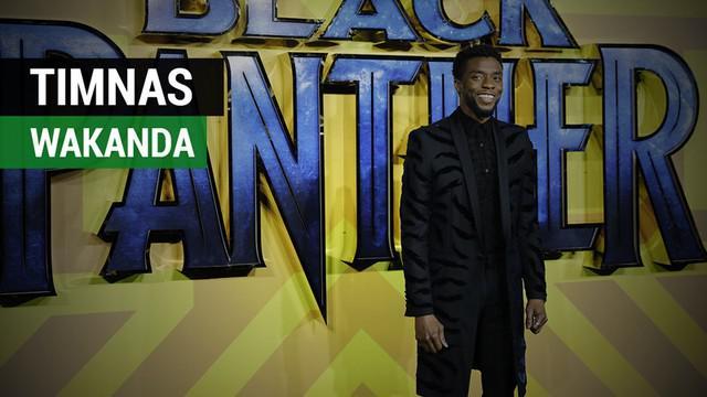 Berita video kisah seandainya negara asal Black Panther, Wakanda, memiliki sebuah timnas sepak bola. Seperti apa?