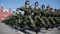 Ilustrasi tentara Rusia (AP)