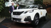 New Peugeot 3008 resmi meluncur di Indonesia dengan banderol Rp 697 juta on the road Jakarta. (Herdi Muhardi)