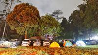 Cara Komunitas Pecinta Suzuki Ertiga Lepas Penat (Foto: ERCI Tangerang)