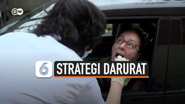 strategi darurat