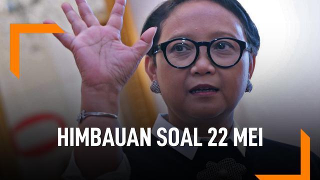 AS dan Singapura Peringatkan Warganya di RI Jelang 22 Mei