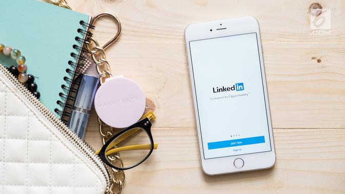 Ilustrasi LinkedIn (iStockPhoto)