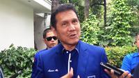 Bakal Calon Ketua Umum Partai Amanat Nasional (PAN), Asman Abnur. (Merdeka.com/Muhammad Genantan Saputra)