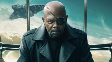 [Bintang] Samuel L. Jackson sebagai Nick Fury