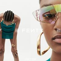 Rihanna hadirkan koleksi Fenty yang menargetkan kualitas luxury untuk koleksinya (Foto: Fenty.com)