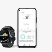 Memantau kesehatan lewat smartwatch/Dok. Honor
