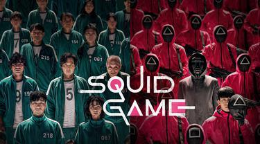 Squid Game. (Twitter/ NetflixID)