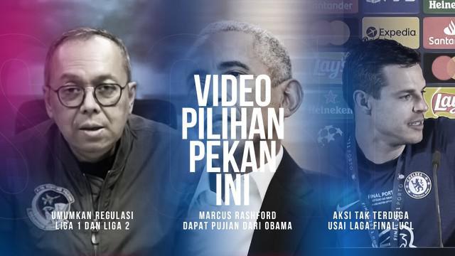 Berita Video Pilihan Minggu Ini, PT LIB Umumkan Regulasi Liga 1 dan Marcus Rashford yang Dipuji Barack Obama