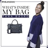 What's In My Bag Tara Basro