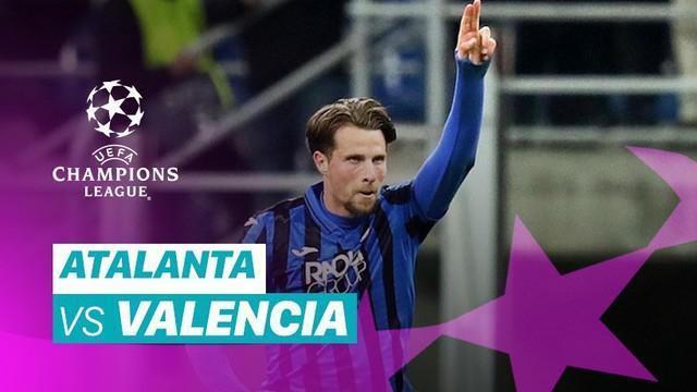 Berita video laga Liga Champions 2019-2020 yang disebut pemicu pandemi virus Corona, yaitu antara Atalanta melawan Valencia yang digelar pada 19 Februari 2020.