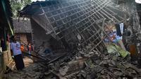 6 Potret Peristiwa Gempa Banten