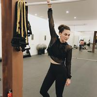 Luna Maya in Do Boxe - Photo: lunamaya