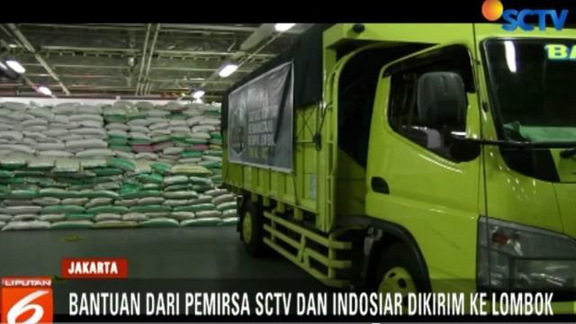 Pengiriman menggunakan KRI Banjarmasin 592 dari Pangkalan TNI AL Kolinlamil Tanjung Priok, Jakarta Utara.