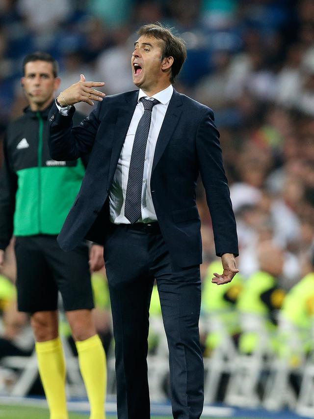 Lopetegui Dituntut Jelaskan Performa Jelek Real Madrid