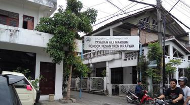 Pondok pesantren di Yogyakarta (Liputan6.com / Switzy Sabandar)