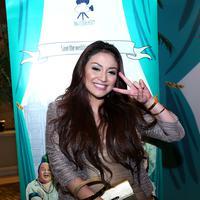 Virnie Ismail termasuk selebriti yang pilih-pilih dalam berteman. (Nurwahyunan/Bintang.com)
