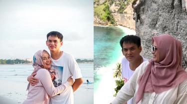 6 Momen Bulan Madu Ikke Nurjanah dan Suami di Bali, Romantis Bak ABG Pacaran
