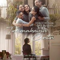 Poster film Terima Kasih Cinta (Facebook)