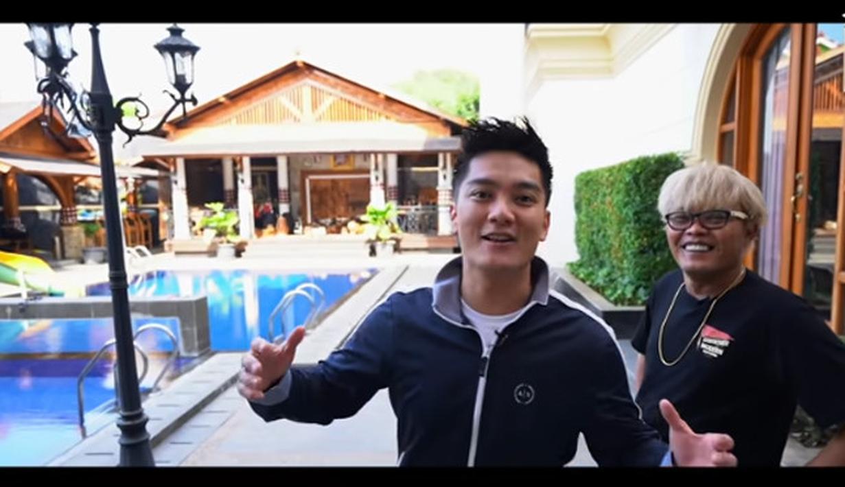 Rumah Sule (Youtube/Boy William)