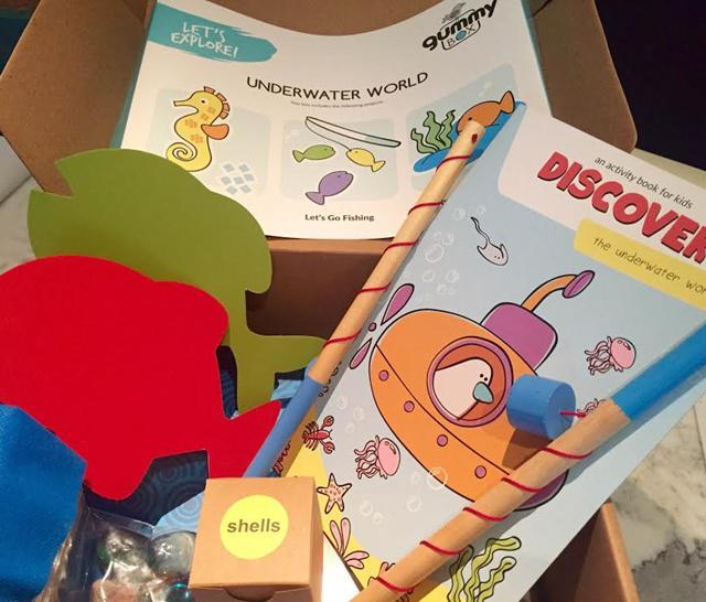 GummyBox | Photo: Copyright Doc Vemale.com