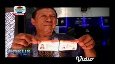 Peluncuran Smart SIM per 20 September lalu pelayanan di kantor Satlantas Polresta Sidoarjo mulai di padati pemohon untuk mengambil SIM baru maupun perpanjangan.