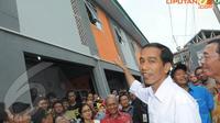 Di Kampung Deret, Petogogan, total ada sebanyak 123 rumah yang dirombak total dan diubah menjadi rumah deret (Liputan6.com/Herman Zakharia)