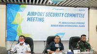 Airport Security Committee Meeting (Foto: Dok Pengelola Bandara Juanda)