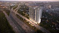 Wika Realty dengan Medialand Group memperkenalkan proyek Tamansari Skyhive Apartment.