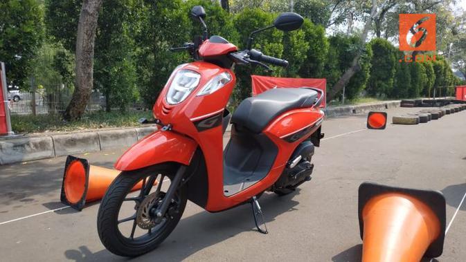 Honda Genio Datang, Posisi Scoopy Tergusur?