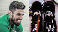 Jarang Tersorot, Ini 6 Potret Lucu Jax dan Zayn Anak Stefano Lilipaly (sumber: Instagram.com/stefanolilipaly)