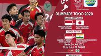 Olimpiade 2021 di Tokyo ditayangkan live Indosiar