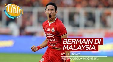 Berita Video, Termasuk Ryuji Utomo, Berikut 4 Pemain Indonesia yang Bermain di Malaysia