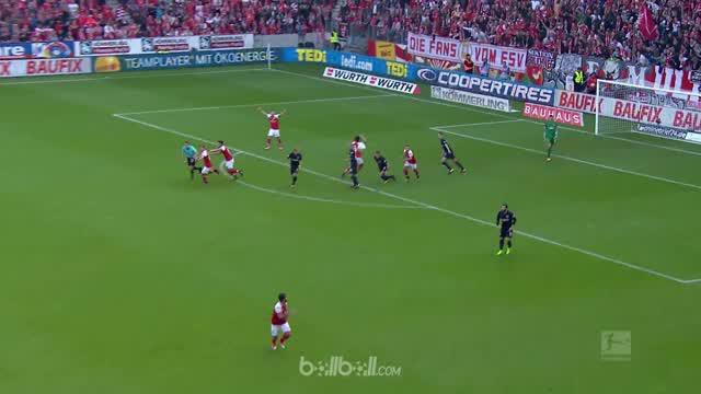 Berita video highlights Bundesliga 2017-2018 antara Mainz melawan Hertha Berlin dengan skor 1-0. This video presented by BallBall.