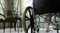 Pada saat Borrego berusia 13 tahun dokter mendiagnosa dia menderita penyakit otot bawaan tak terobati yang mengakibatkan dia harus menghabiskan 43 tahun di kursi roda (ilustrasi/reuters).