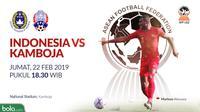 Piala AFF U22 2019: Indonesia Vs Kamboja (Bola.com/Adreanus Titus)