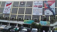Gedung KPU RI. (Liputan6.com/Raden Trimutia Hatta)