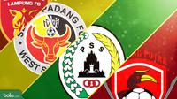 Trivia 5 Klub yang Berjuang Lolos dari Zona Merah (Bola.com/Adreanus Titus)